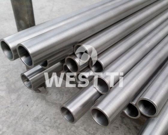 Titanium-tube