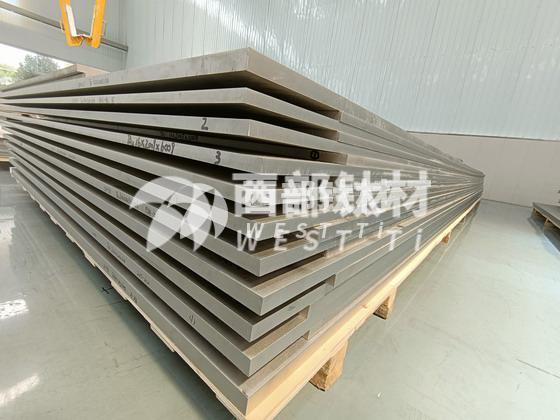 宝鸡西部钛材解析钛板制造工艺